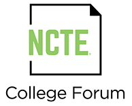College Forum of the National Council of Teachers of English