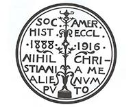 American Society of Church History