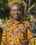 Linguistics doctoral student Michael Obiri-Yeboah