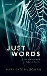 Just Words on Speech and Hidden Harm